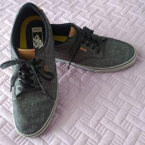 VANS Mens Sneakers Ortholite Skateboarding Casual